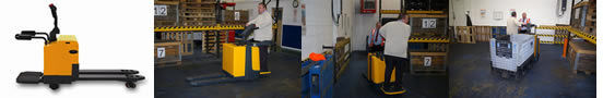 Powered Pallet Truck (PPT)