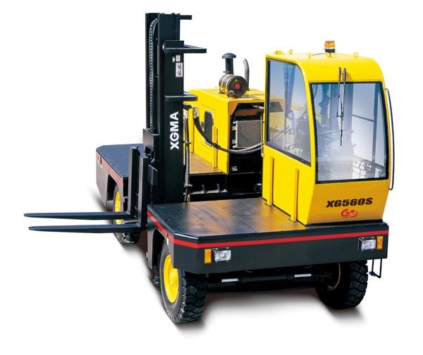 Side Loader Forklift Cew Forklift Training